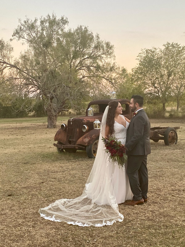 Texas Rock House Wedding Pictures